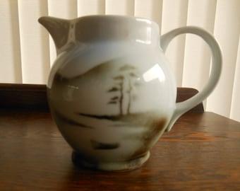 Highbank porcelain jug