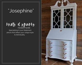 Josephine - Vintage Secretary, Desk