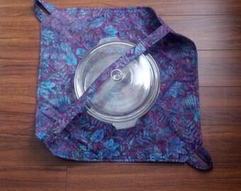 Casserole Carrier - Batik