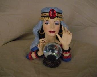 "Clarissa 1932  ""Charming Predictions"" Head Vase"