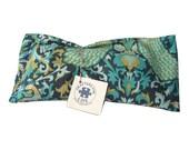 Green & Blue Lavender Eye Pillow