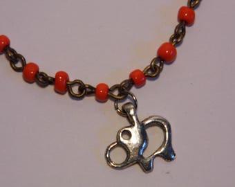 Boho Elephant Bracelet or Anklet you choose! -Priority Shipping Worldwide!