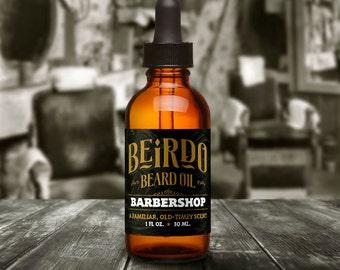 Beard Oil / Barbershop / beard oil / beard balm / beard gift / beard care / gifts for men / gifts for him / mens grooming / 1 oz. / Beirdo
