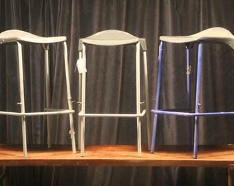 Art student stool, 1970's, from an art school in London.