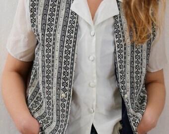 Retro blouse 90