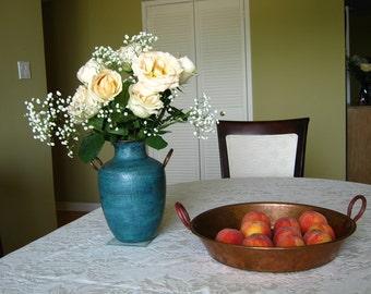 ONE (1) Vintage Mexican Copper Vase