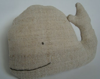 "Toy for children, decoration element, gift, eco toy ""whale"""