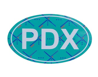 PDX Sticker