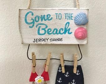 Jersey Shore Clothes Line Ornament