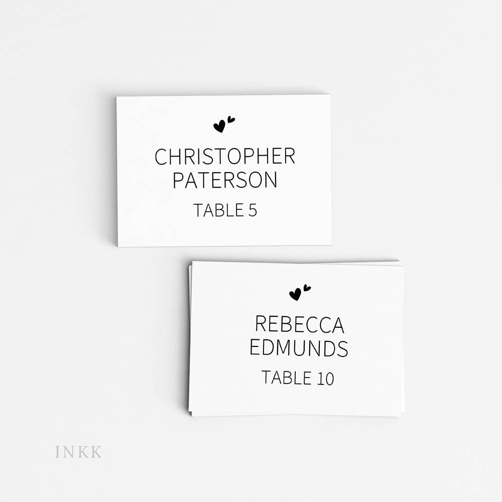 Place Card Template Wedding Place Cards Printable Flat or Folded Tent Place Cards Wedding  sc 1 st  Purchase amazing brands Womens Mens and Kids online Clothes ... & Place Card Template Wedding Place Cards Printable Flat or Folded ...