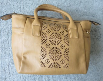 Handbag of the House of the jersey - Simili Leather -