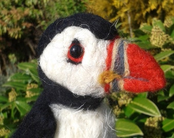 Puffin Needle Felt Kit