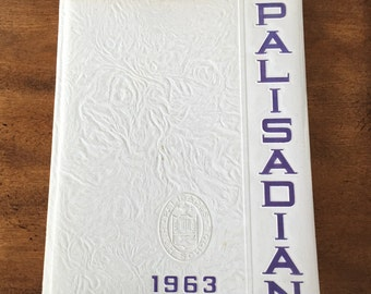 The Palisadian, 1963 Palisades High School Year Book, Kintnersville, PA