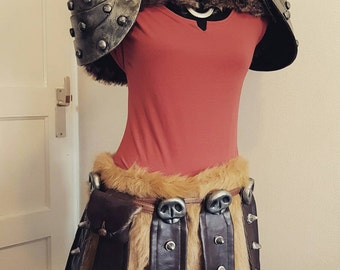 Astrid Hofferson Cosplay, How to Train Your Dragon