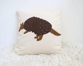 Aardvark Pillow Cover