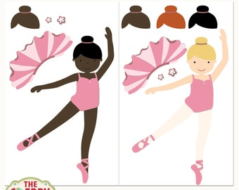 Printable Ballerinas From The Pretty As A Princess Collection