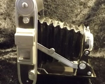 Vintage 1950's Ansco Agfa Viking 6.3 Camera Made in Germany