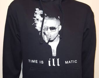 Nas - Time is Ill Matic Hoodie