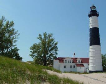 Canvas art lighthouse themes