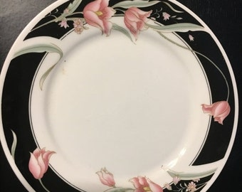 ON SALE 1988 China Pearl Salad Plate