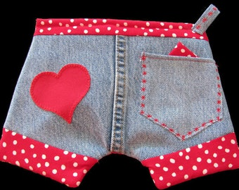 Hot Pants Kitchen Pot Holders, Hot Pants, Kitchen Hot Pads, Kitchen Gift, Wedding Shower