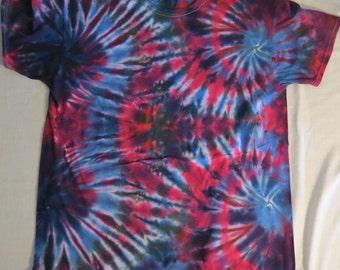 Tie Dye T Shirt- X Large