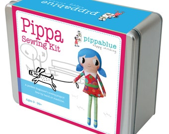 Pippa- Cut and Sew  Kit
