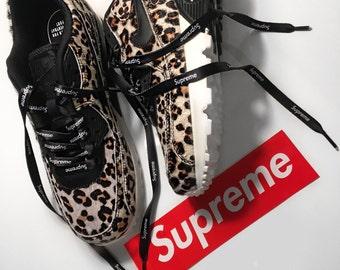Supreme Sneaker Laces