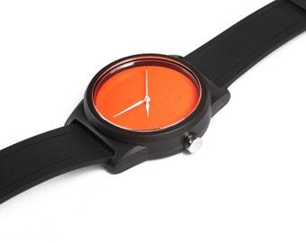 Customised plastic watches