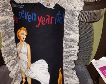 Seven Year Itch Pillow