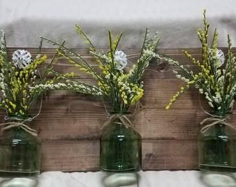 Wildflower Jars