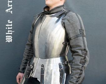 Steel cuirass SCA  LARP medieval armor body armor medieval cuirass fantasy cuirass LARP armor sca armor combat armour
