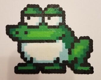Frog Perler (Yoshi's Island)