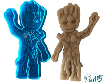 Baby Groot Guardians of the Galaxy Cookie Cutter