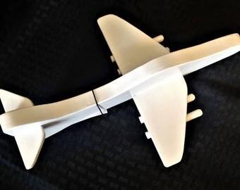 Large Fighter Jet