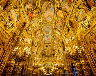 Le grand foyer, France