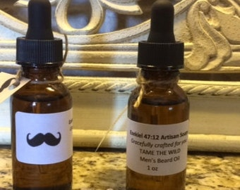 Tame The Wild Beard Oil