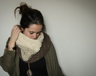 The Galway Ombre Cowl
