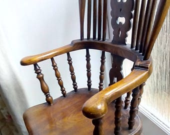 Child's Windsor Chair - stick chair