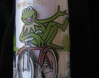 The Great Muppet Caper, Kermit the Frog, Fozzie Bear, Janice, Animal, McDonald's Glass, 1981, Muppets, Jim Henson Associates