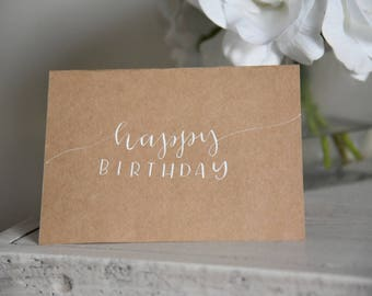 Custom Greeting or Thank You Cards