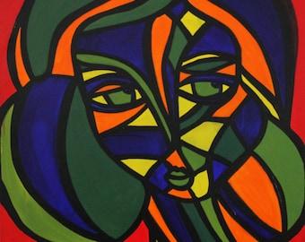 Portrait woman 1