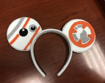 BB-8 Mickey Ears