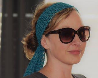 Hippie Boho Gypsy Headscarf Headband for Summer