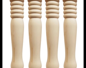 29'' Set of 4 Table Legs Style:1264