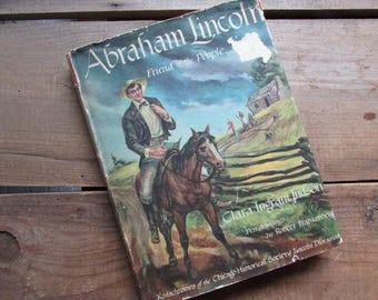 Abraham Lincoln Clara Ingram Judson Homeschool History Book