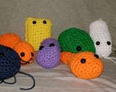 Crochet Microbes