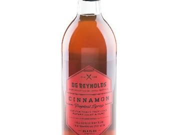 BG Reynolds Cinnamon syrup 375ml