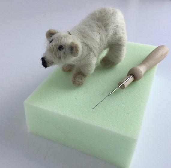 Needle Felting Foam Pad Felting Sponge Needle Felting