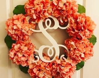 Hydrangea Wreath *SALE*